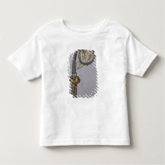 Crozier depicting St. Michael Toddler T-Shirt