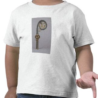 Crozier depicting St. Michael T Shirts