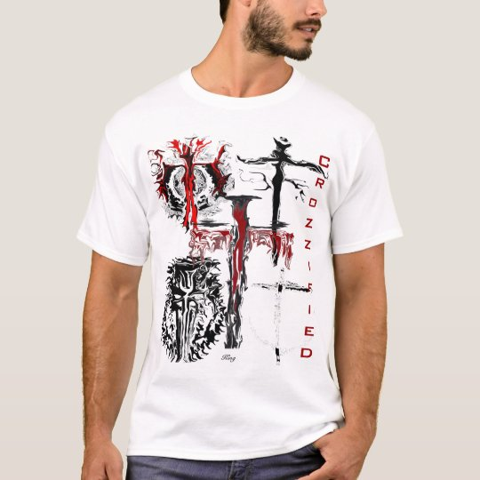 """Crozzified"" by Michael Crozz T-Shirt"