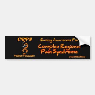 CRPS A Patients Perspective Bumper Sticker