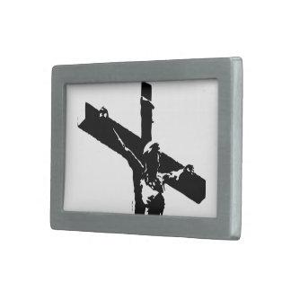 Crucfixion Belt Buckles