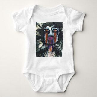 Crucifiction of God. Baby Bodysuit