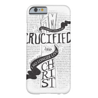 Crucified with Christ - Phone Case