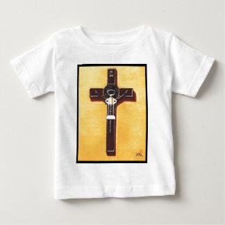 Crucifix Christian Painting Tshirts
