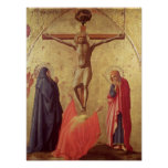 Crucifixion, 1426 poster