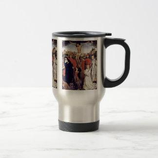 Crucifixion By Memling Hans Coffee Mug