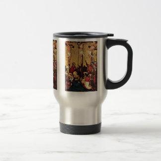 Crucifixion By Tübingen Hans Von Coffee Mugs