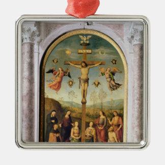 Crucifixion Christmas Ornament