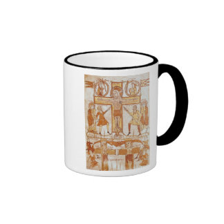 Crucifixion & Division of  Clothes of the Coffee Mugs