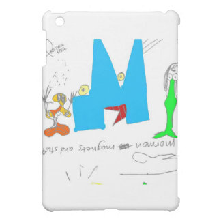 Crucifixion Experimental Art iPad Mini Covers
