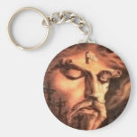Crucifixion Key Chain