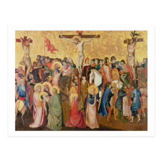 Crucifixion Postcard