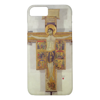 Crucifixion, Tuscan School, second half of 12th ce iPhone 8/7 Case
