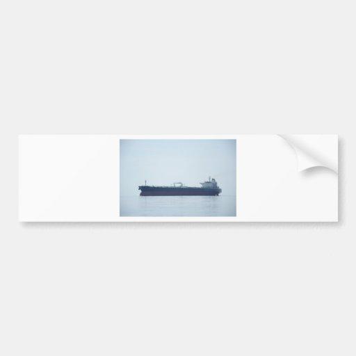 Crude Oil Tanker Bumper Stickers
