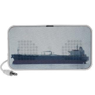 Crude Oil Tanker Travel Speaker