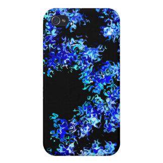 Cruel Blue iPhone 4/4S Cases