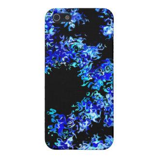 Cruel Blue iPhone 5 Covers