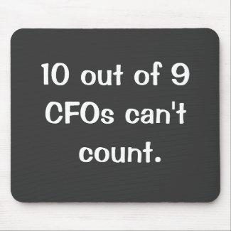 Cruel Funny CFO Joke Quote Gift