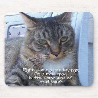 Cruel Joke Mouse Mats