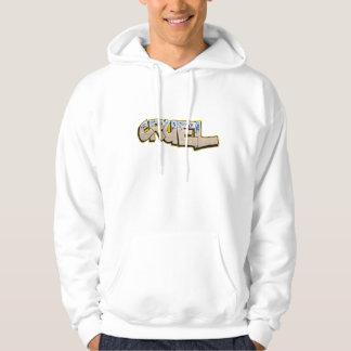Cruel urban graffiti hoodie