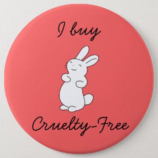 """""""Cruelty-Free"""" Button"""
