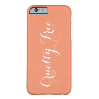 Cruelty-Free iPhone 6/6s Case