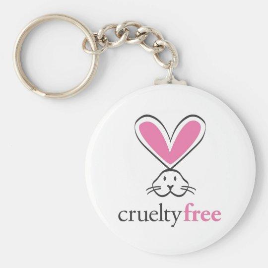 Cruelty Free Keychain