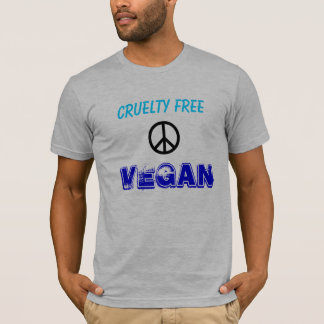 CRUELTY FREE VEGAN T-Shirt