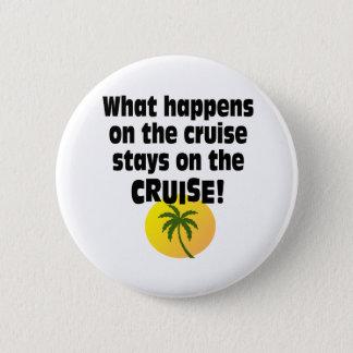 Cruise 6 Cm Round Badge
