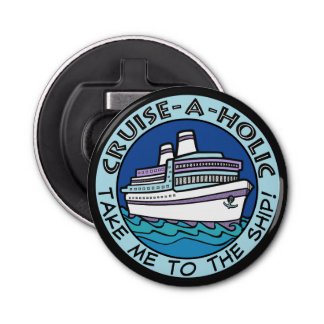 Cruise-A-Holic bottle opener