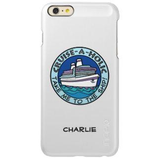 Cruise-A-Holic custom name phone cases