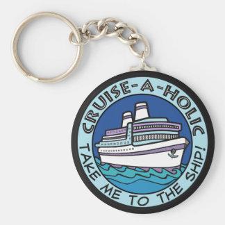 Cruise-A-Holic key chains