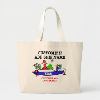 Cruise bag tote - Christmas cruise