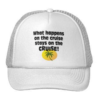 Cruise Cap