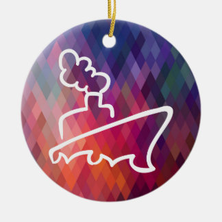 Cruise Dockings Symbol Christmas Ornament
