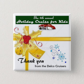 CRUISE FOR KIDS BUTTON