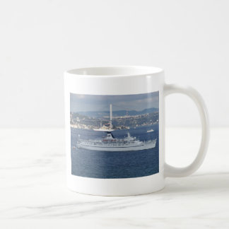 Cruise Liner Ocean Monarch Coffee Mug