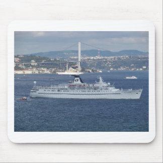 Cruise Liner Ocean Monarch Mouse Mat