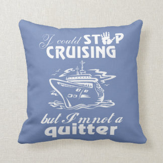 Cruise Lovers Cushion