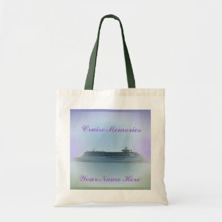 Cruise Memories Customizable Tote Bag