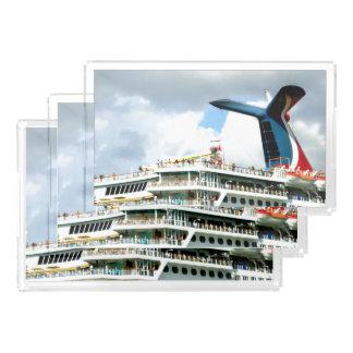 Cruise Revelers Rct Acrylic Tray