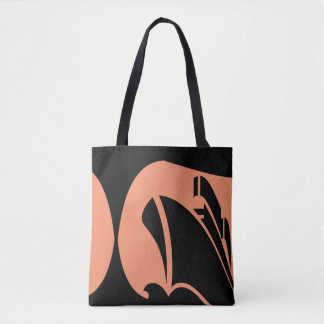 Cruise Ship All-Over-Print Tote Bag