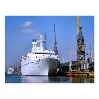 """Cruise ship """"Astoria"""" Postcard"""