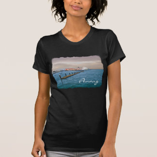 Cruise Ship At The Pier T-Shirt