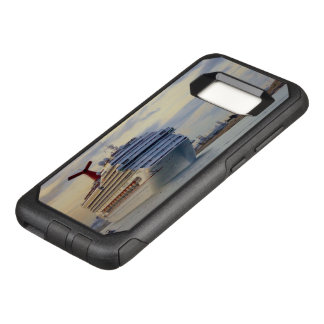 Cruise Ship at Twilight OtterBox Commuter Samsung Galaxy S8 Case