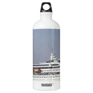 Cruise ship Braemar. Water Bottle