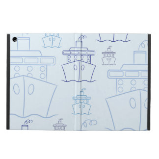 Cruise ship case for iPad air