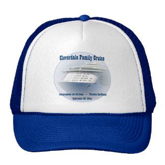 Cruise Ship Custom Cap