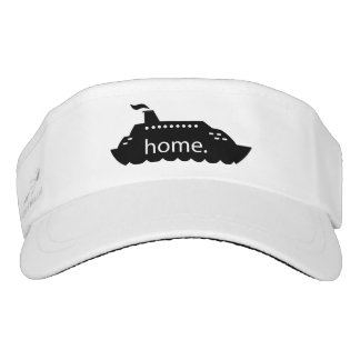 Cruise Ship Home Visor