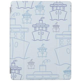 Cruise ship iPad cover